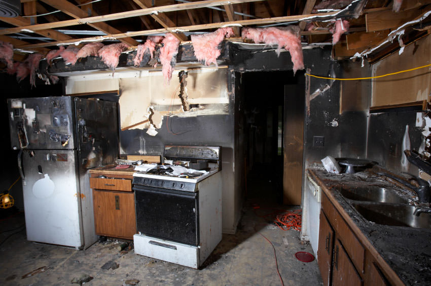 Fire Damage Restoration Services In Monmouth Mercer Middlesex Counties Toms River Edison