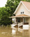New Jersey flooding in a Rumson home in need of disaster restoration services, including water removal